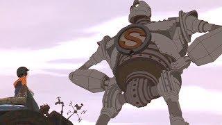 고철을 먹고 슈퍼맨을 꿈꾸는 강철인간