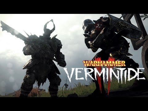 Warhammer Vermintide 2 Full Reveal Trailer and Gameplay - NURGLE, CHAOS, and SKAVEN