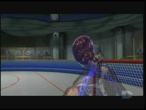 Accident De Clint Malarchuk Youtube