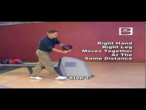 Bowling 4 Step Approach By Chris Barnes Youtube