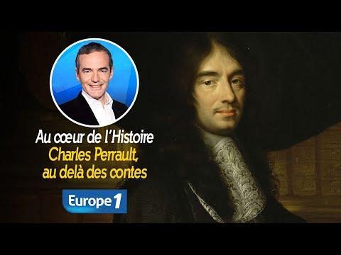 Au cœur de l'histoire: Charles Perrault, au delà des contes (Franck Ferrand)
