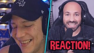 Reaction auf eigenen Remix!  😂 | MontanaBlack Highlights
