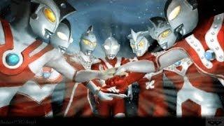 ALL Ultraman Story Mode - Ultraman Fighting Evolution 0 [FULL]