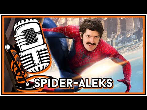 "Creature Talk Ep125 ""Spider-Aleks"" 4/11/15 Video Podcast"