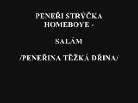 Peneři Strýčka Homeboye - Salám