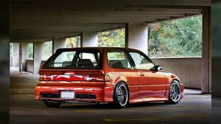 Modifikasi HONDA CIVIC NOUVA