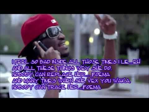 P SquareIfeoma OFFICIAL LYRIC VIDEO Dj Paul The Brown Empire Edits