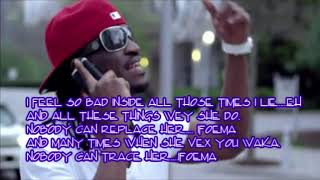 P Square   Ifeoma OFFICIAL LYRIC VIDEO Dj Paul The Brown Empire Edits
