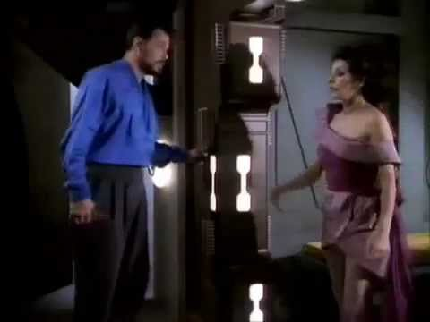 riker and troi relationship test