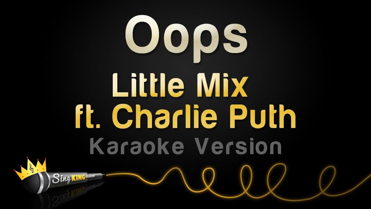 Oops lyrics