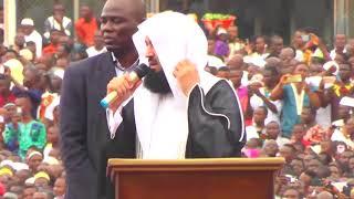 STAR TV Sierra Leone: MUFTY MENK IN FREETOWN