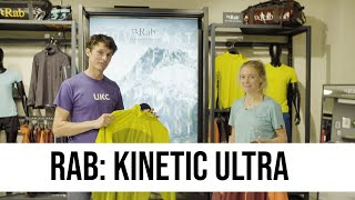 SPOTLIGHT: Rab - Kinetic Ultra