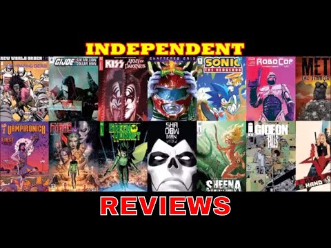 Are You Hate Buying Bad Comics? Try An Independent Comic Book Instead : Quick Shot Reviews