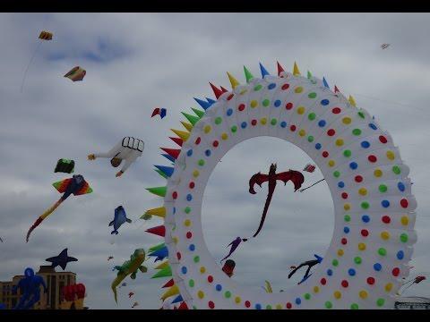 Southsea Kite & Umbrella Festivals, August 13th., 2016