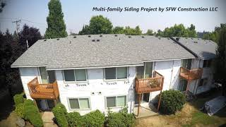 Apartment Repair In Portland, Oregon | SFW Construction LLC