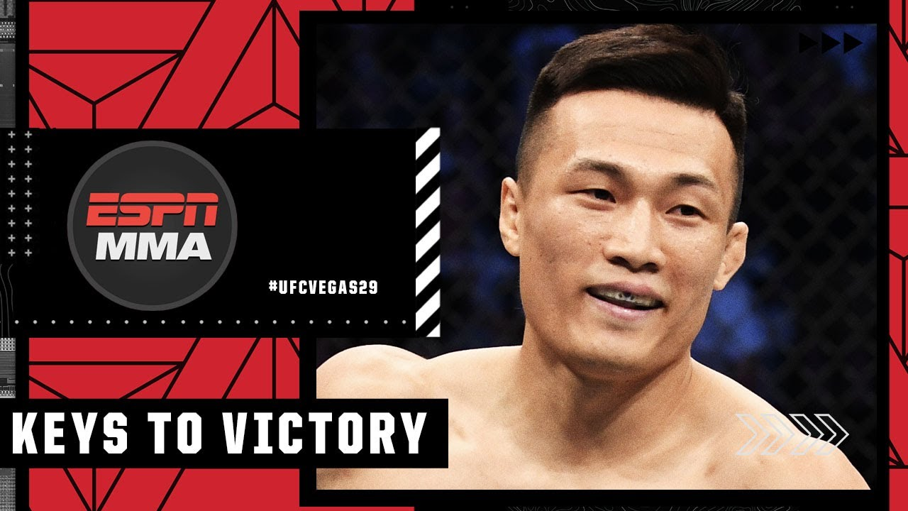 Keys to victory for Korean Zombie and Dan Ige at #UFCVegas29   UFC Live