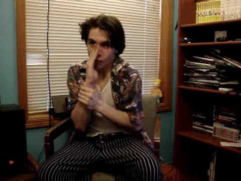 The Johnson Report Episode 3 Interview with Ace Ventura