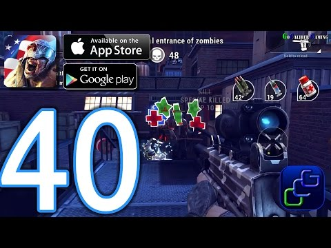 UNKILLED Android iOS Walkthrough - Part 40 - NEW Update Tier 8:
