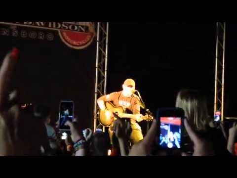 Brantley Gilbert Concert at Harley Davidson Greensboro