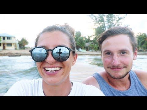 Weltreise Tag 534 • Hopkins & Entspannung • Belize • Vlog #083
