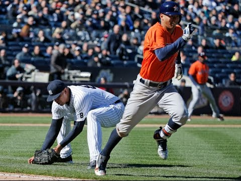 Yankees Protest Game Over Confusing Baserunning
