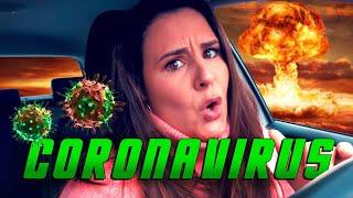 CORONAVIRUS ET TEMPÊTES MORTELLES ! - JUST DRIVING #3
