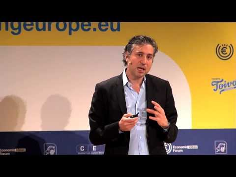 """Trust in Europe"" Presentation by Elias Papaiannou"
