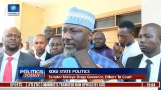 Dino Melaye Drags Kogi Governor To Court Over Local Govt Administration
