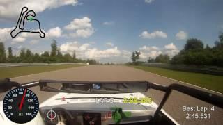 VARAC 2016 Ted Powell Calabogie Vintage Race #1- Saturday PM