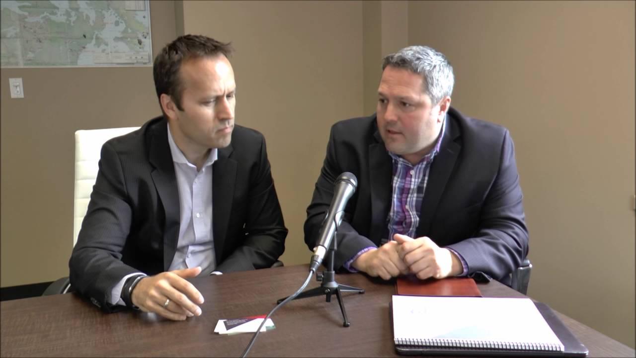 SmallCap-Investor Interview mit Bryan Slusarchuk, Präsident von K92 ...
