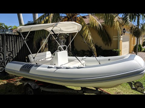 Inflatable Boat Cleaning How To Clean Pneumatic Boats
