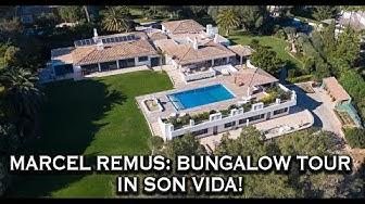 Marcel Remus: 13 Mio.€ Bungalow Tour in Son Vida!