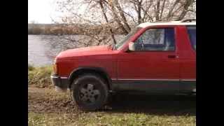 тест драйв Chevrolet Blazer s10