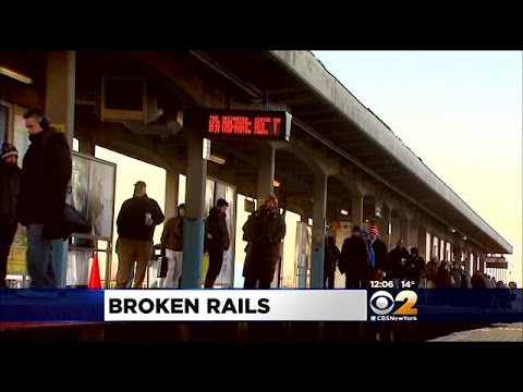 Storm causes delays, suspensions on LIRR, Amtrak, officials say