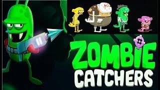 - ОХОТНИКИ НА ЗОМБИ 87 Мульт Игра для детей про ловцов зомби Zombie Catchers Мобильные игры