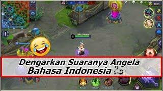 Suara Hero Angela Ada Bahasa Indonesianya Dengarkan Baik Baik