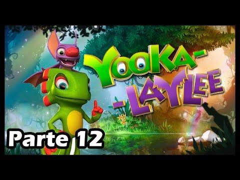 Icymetric Palace - Yooka Laylee gameplay pt br