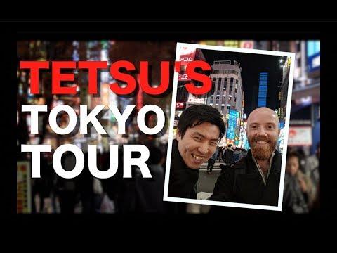 Tetsu's Tokyo Tour   Vlog #39