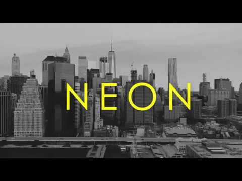 The Golden Hour - Neon (Lyric Video)