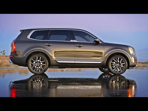 2020 Kia Telluride - Luxury Large SUV!