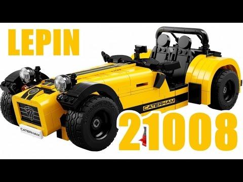 Lepin 21008 Caterham Seven 620R