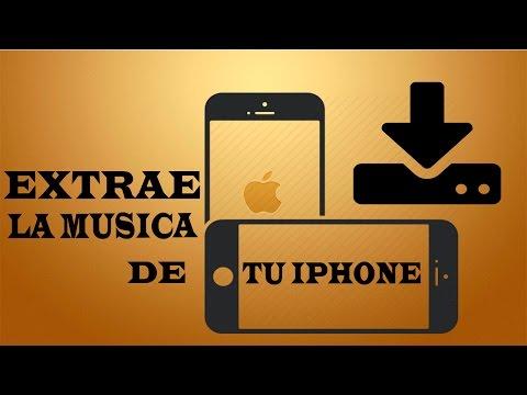 COMO PASAR LA MUSICA DE IPHONE, IPOD O IPAD AL PC (FACIL Y RAPIDO) 2017