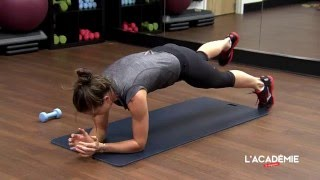 Fitness avec Joanna Klatten session 1