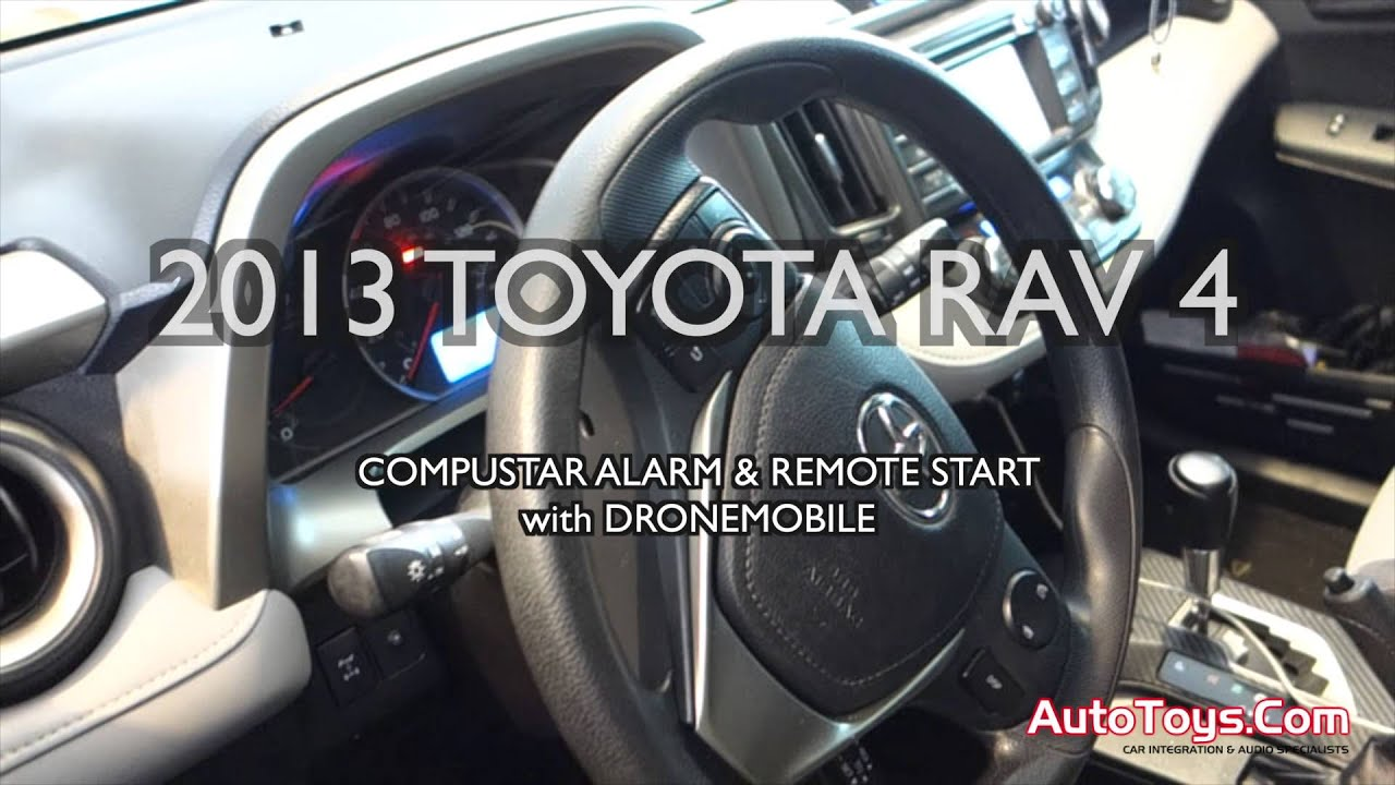 Toyota Remote Start