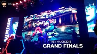 Rev Major 2018 - Tekken 7 Grand Finals [Raw Video of all the action!] (Part 4/4)