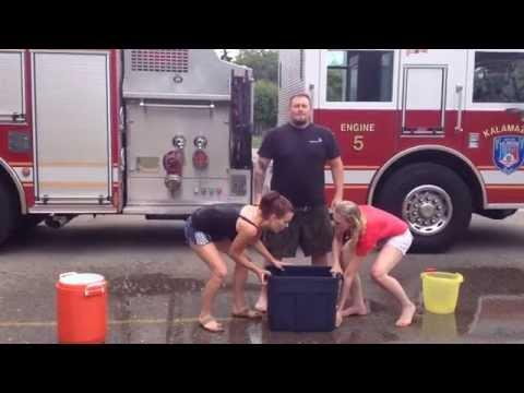 Hatcher & Harvey Ice Bucket Challenge