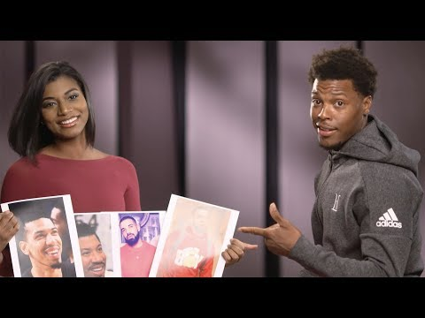 Kyle Lowry Roasts His Teammates and Their Lookalikes with Taylor Rooks