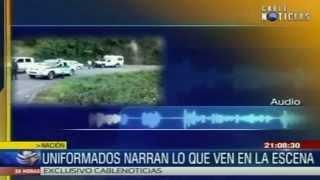 En audio quedó registrado los angustiantes momentos del ataque en Ipiales