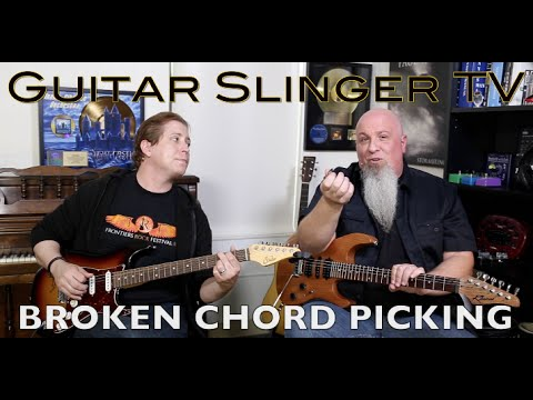 Broken Chords: Your Weekly Guitar Lesson with Jon Bivona & Paul Vario