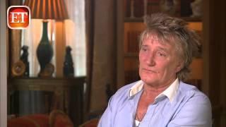 Rod Stewart on His Love Child
